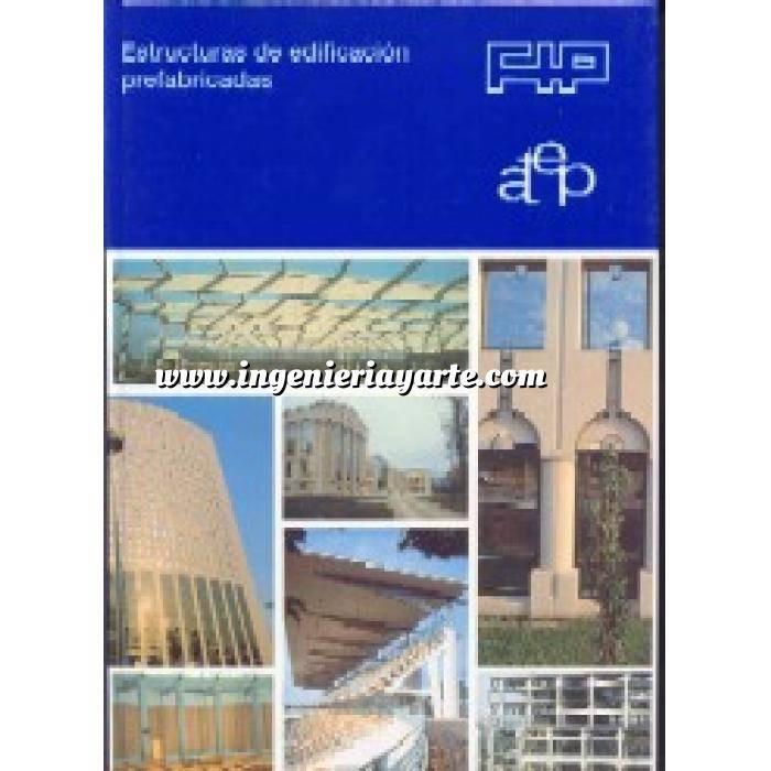 Imagen Estructuras de hormigón Estructuras de edificación prefabricadas FIP-ATEP