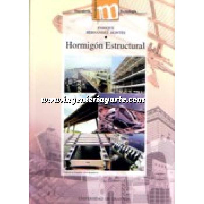 Imagen Estructuras de hormigón Hormigón estructural