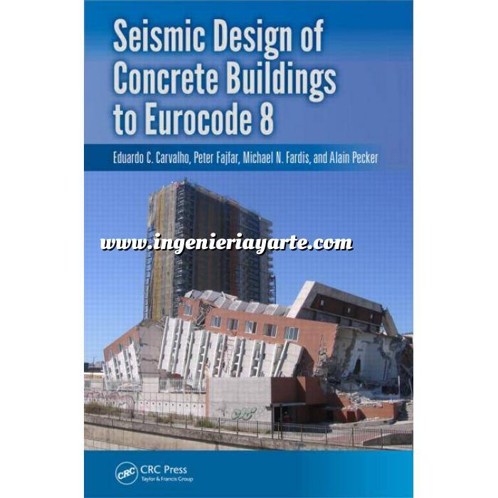 Imagen Estructuras de hormigón Seismic Design of Concrete Buildings to Eurocode 8