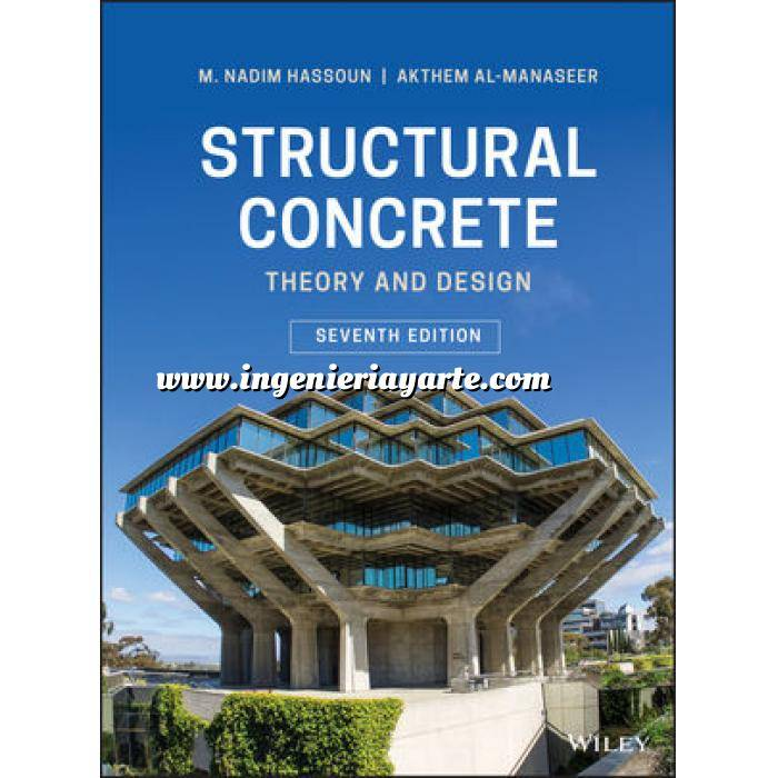 Imagen Estructuras de hormigón Structural Concrete: Theory and Design