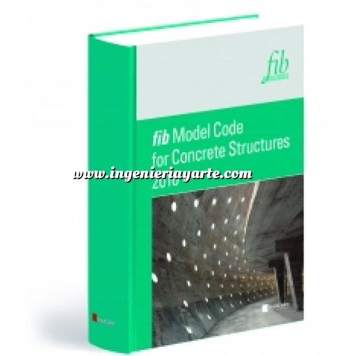 Imagen Estructuras de hormigón fib Model Code for Concrete Structures 2010