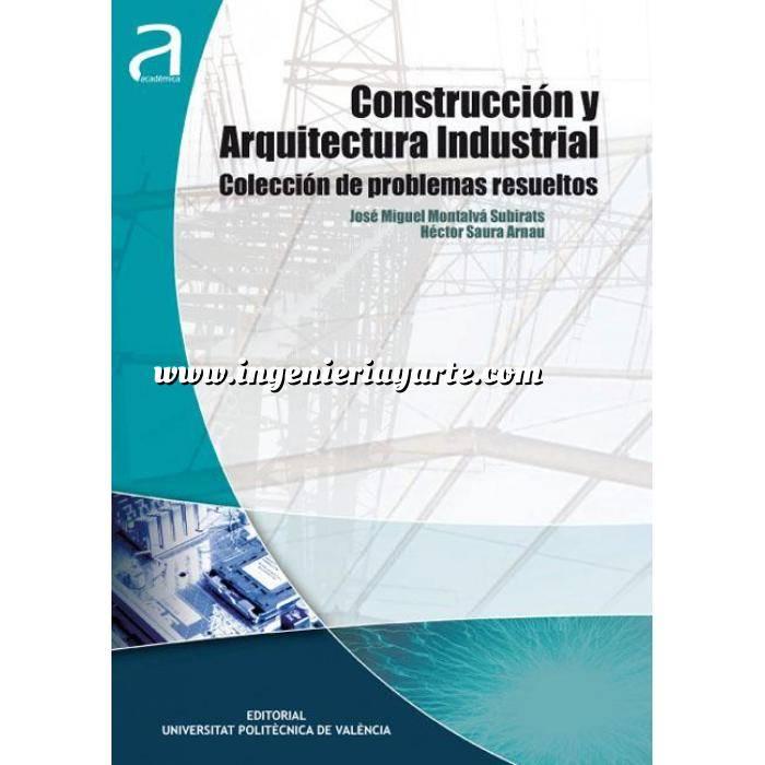 Imagen Estructuras de madera Construcción y arquitectura industrial. Colección de problemas resueltos