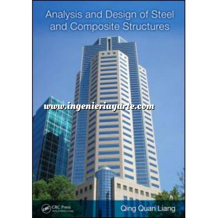 Imagen Estructuras metálicas Analysis and Design of Steel and Composite Structures