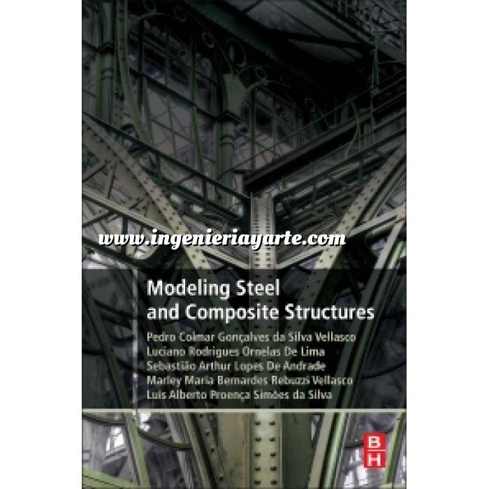 Imagen Estructuras metálicas Modeling Steel and Composite Structures