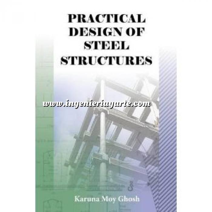 Imagen Estructuras metálicas Practical design of steel structures