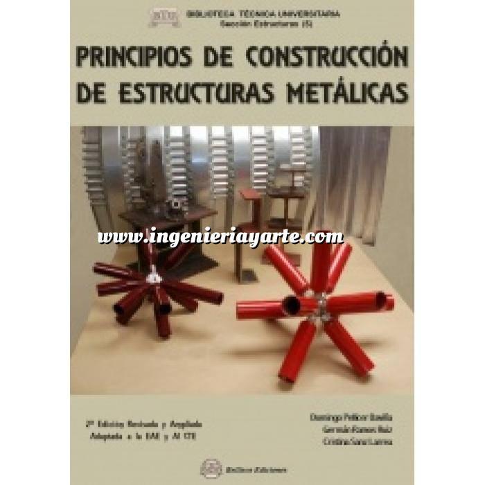 Imagen Estructuras metálicas Principios de construcción de estructuras metálicas