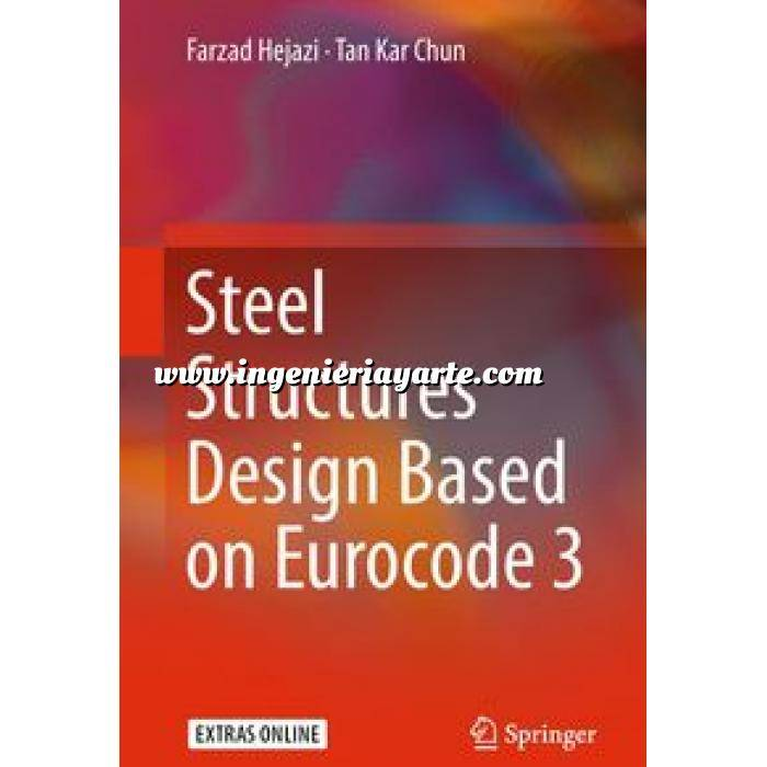 Imagen Estructuras metálicas Steel Structures Design Based on Eurocode 3