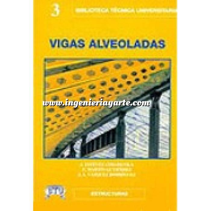 Imagen Estructuras metálicas Vigas alveoladas
