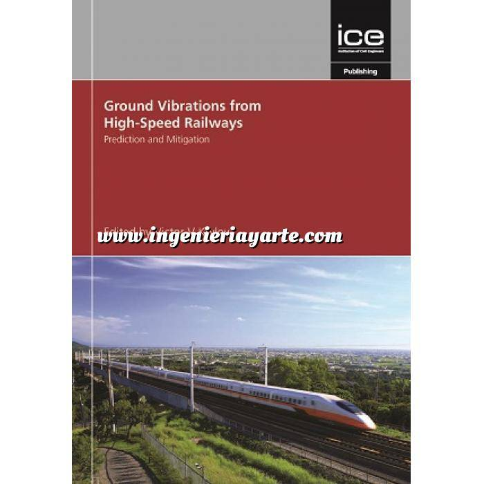 Imagen Ferrocarriles Ground Vibrations from High-Speed Railways: Prediction and mitigation