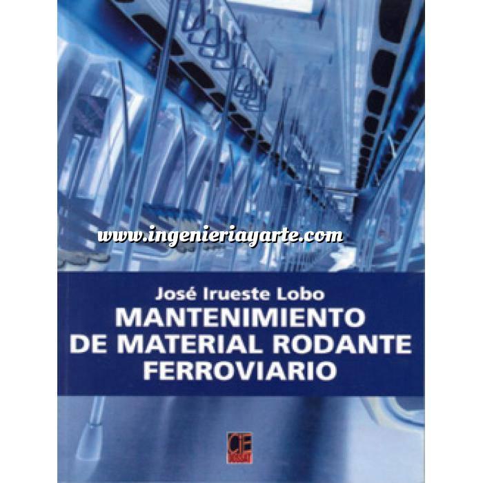 Imagen Ferrocarriles Mantenimiento de material rodante ferroviario