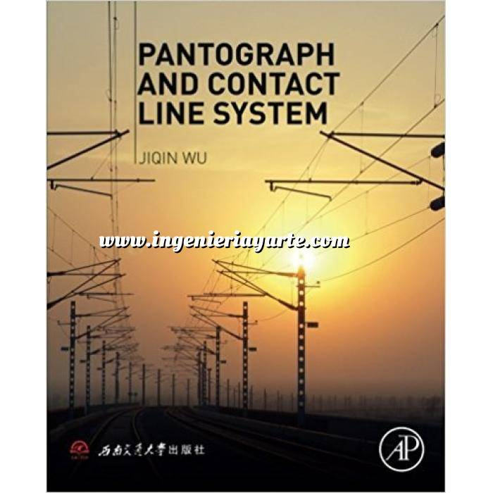 Imagen Ferrocarriles Pantograph and Contact Line System