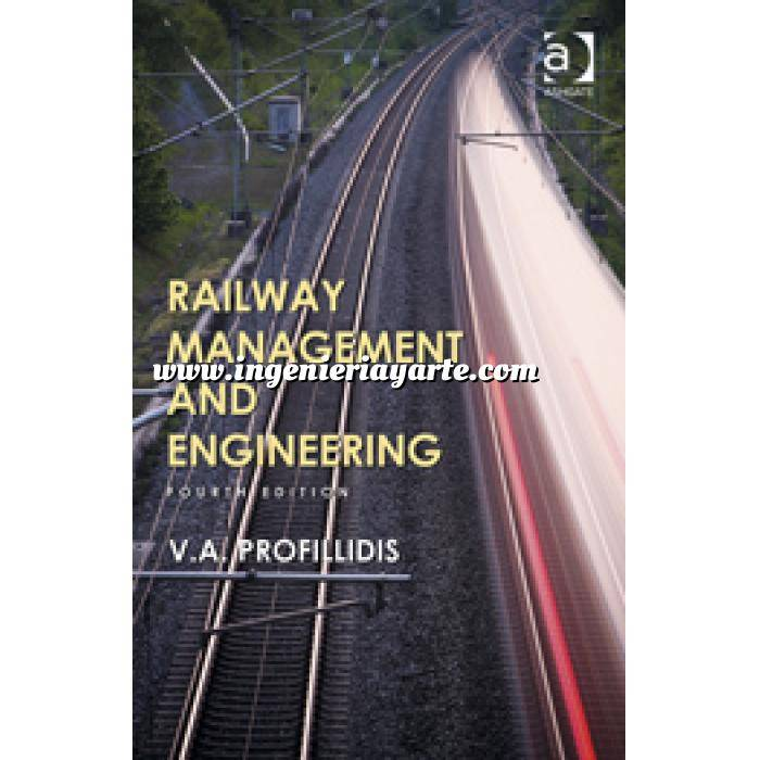 Imagen Ferrocarriles Railway Management and Engineering