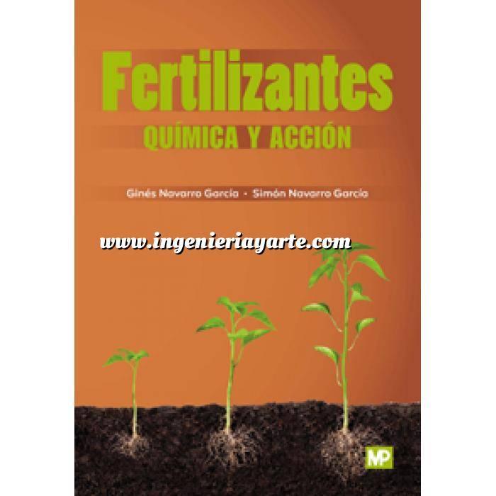 Imagen Fertilizantes Fertilizantes: química y acción
