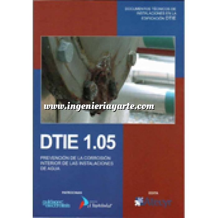 Imagen Fontanería y saneamiento DTIE 1.05: Prevención de la corrosión interior de las instalaciones de agua