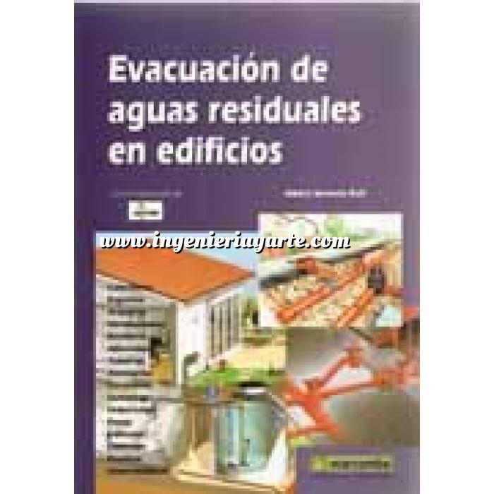 Imagen Fontanería y saneamiento Evacuación de aguas residuales en edificios