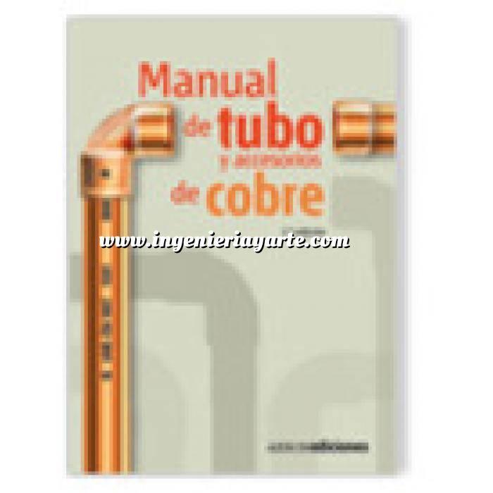 Imagen Fontanería y saneamiento Manual de tubo y accesorios de cobre