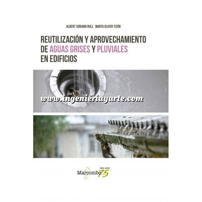 Imagen Fontanería y saneamiento Reutilización y aprovechamiento de aguas grises y pluviales en edificios