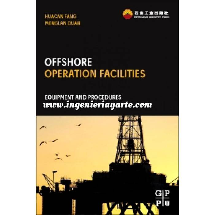 Imagen Fracking. Obtencion de Petroleo y Gas Offshore Operation Facilities