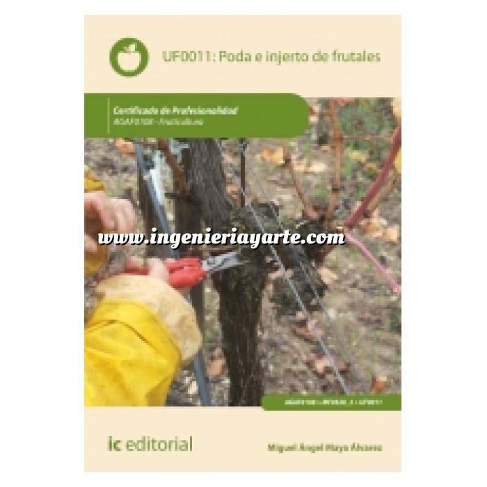 Imagen Fruticultura Poda e injerto de frutales
