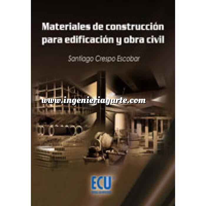 Imagen General Materiales de construcción para edificación y obra civil