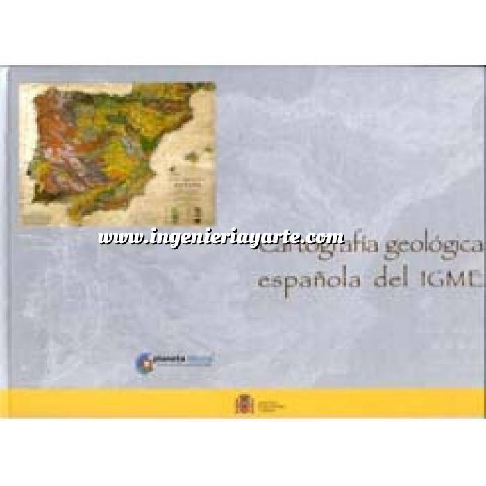 Imagen Geología Cartografía geológica española del Igme