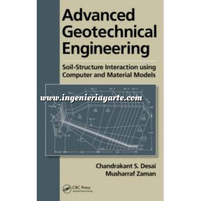Imagen Geotecnia  Advanced Geotechnical Engineering: Soil-Structure Interaction using Computer and Material Models