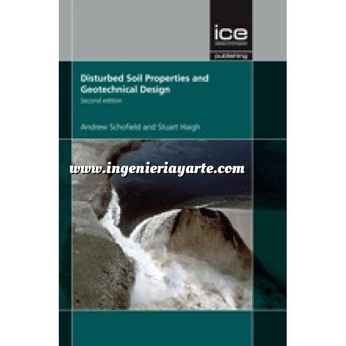 Imagen Geotecnia  Disturbed Soil Properties and Geotechnical Design