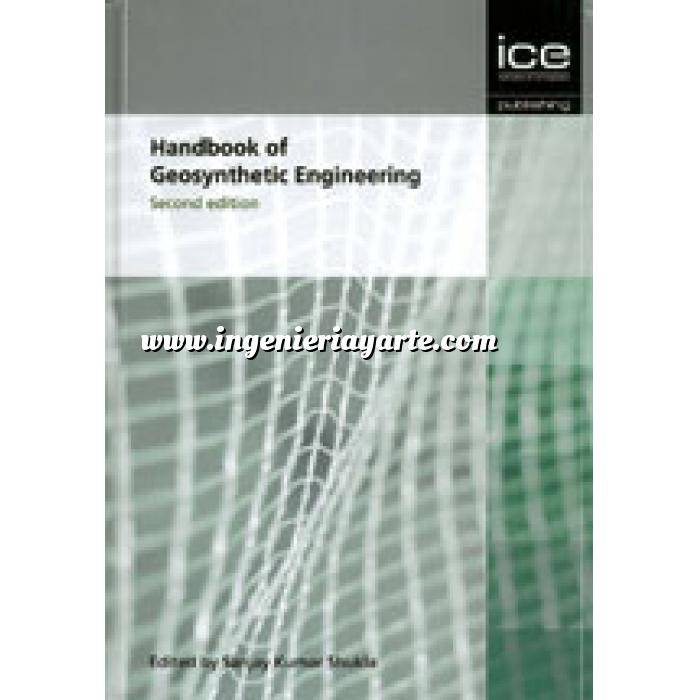 Imagen Geotecnia  Handbook of geosynthetic engineering : geosynthetics and their applications
