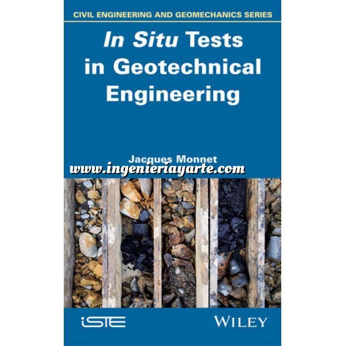 Imagen Geotecnia  In Situ Tests in Geotechnical Engineering