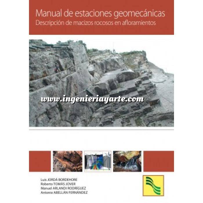 Imagen Geotecnia  Manual de estaciones geomecánicas