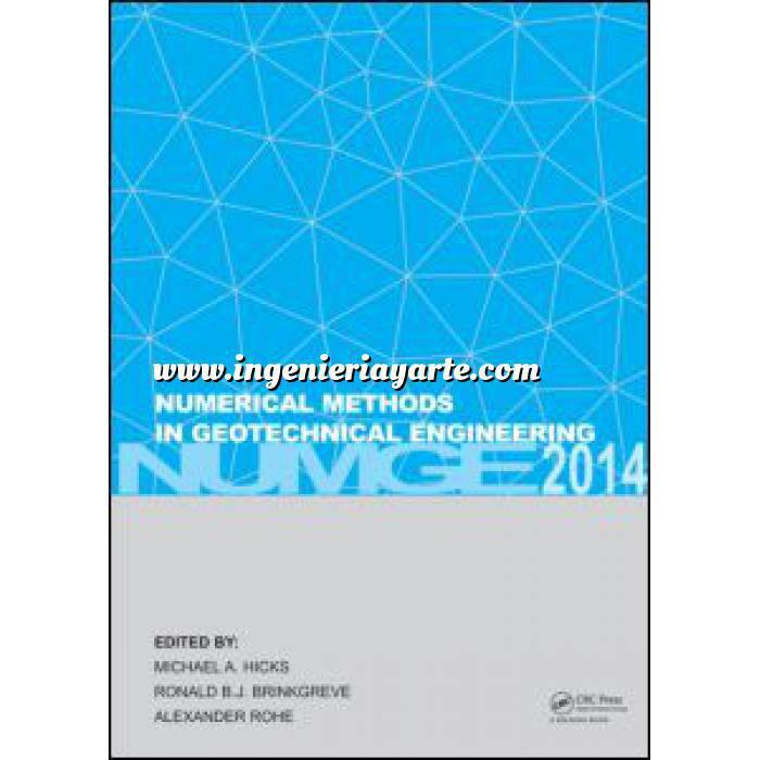 Imagen Geotecnia  Numerical Methods in Geotechnical Engineering