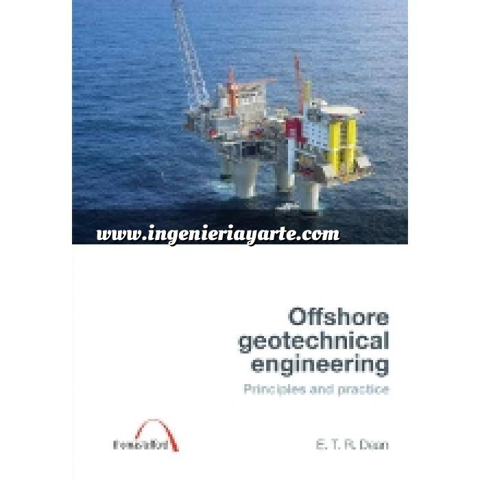 Imagen Geotecnia  Offshore geotechnical engineering : principles and practice