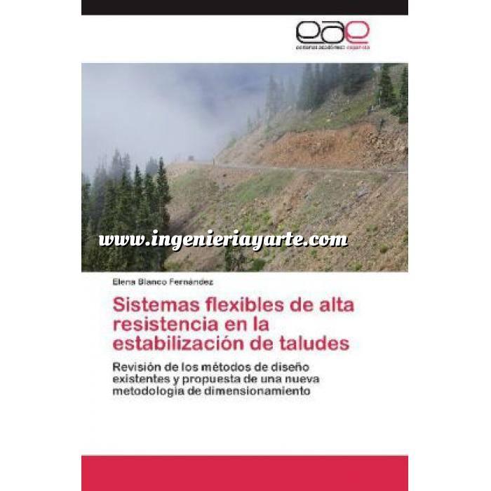 Imagen Geotecnia  Sistemas flexibles de alta resistencia en la estabilización de taludes