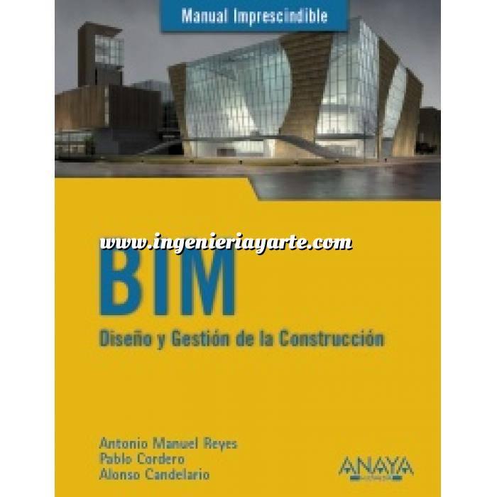 Imagen Gestion de proyectos BIM. Diseño y gestión de la construcción