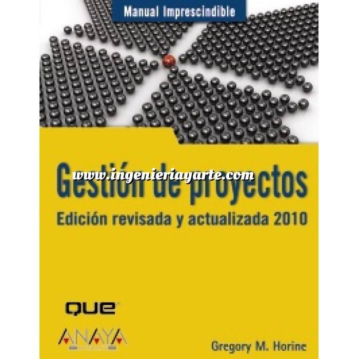 Imagen Gestion de proyectos Gestión de proyectos.Manual imprescindible