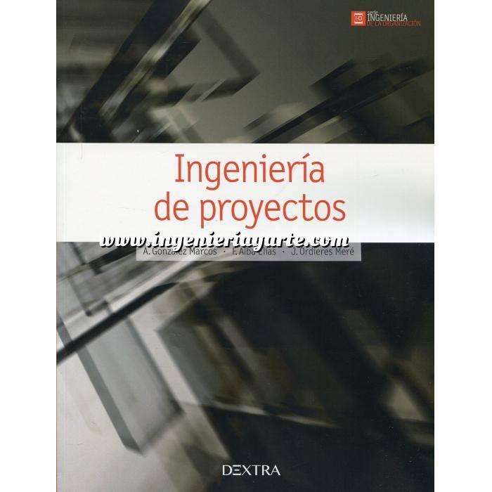 Imagen Gestion de proyectos Ingeniería de proyectos