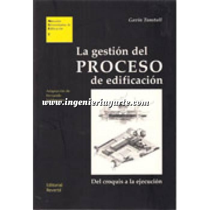 Imagen Gestion de proyectos La gestión del proceso de edificación