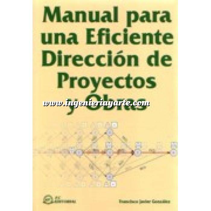 Imagen Gestion de proyectos Manual para una eficiente dirección de proyectos y obras