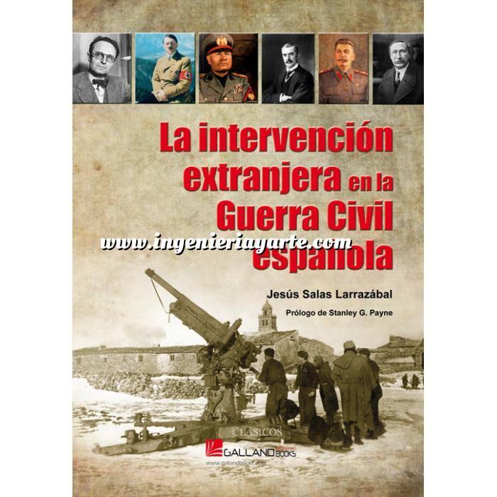 Imagen Guerra civil española Intervención extranjera en la Guerra Civil española