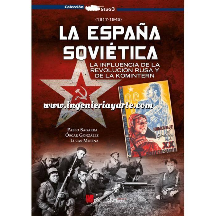 Imagen Guerra civil española La España Soviética