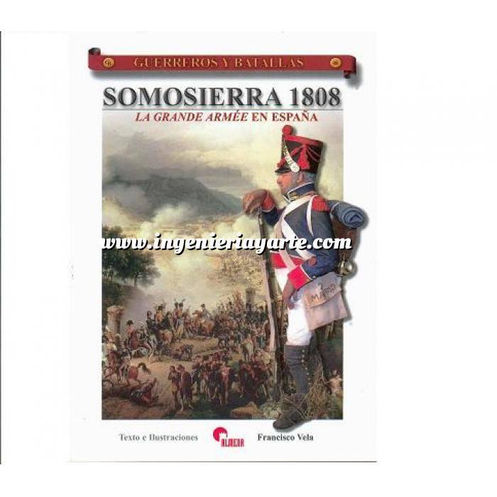 Imagen Guerreros y batallas Guerreros y Batallas nº 48 Somosierra 1808. La grande Armee en España