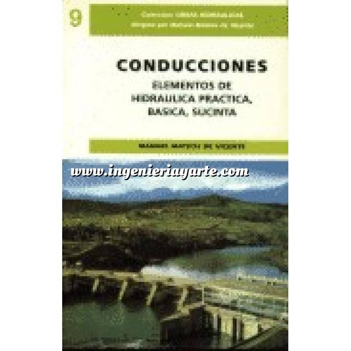 Imagen Hidráulica Conducciones. Elementos de Hidráulica práctica, básica, sucinta