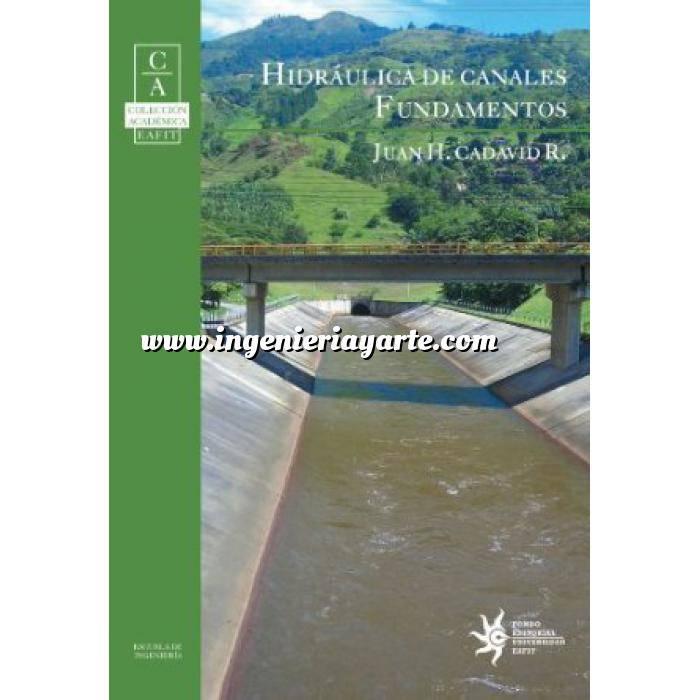 Imagen Hidráulica Hidráulica De Canales.Fundamentos