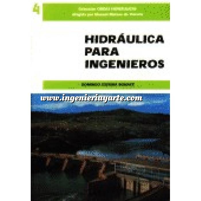 Imagen Hidráulica Hidraulica para ingenieros