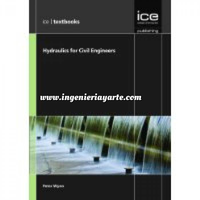 Imagen Hidráulica Hydraulics for civil engineers
