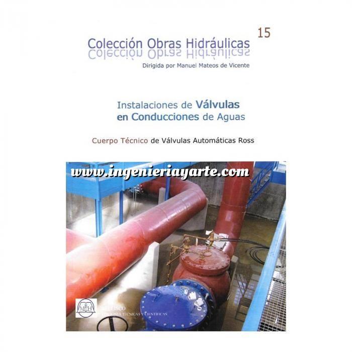 Imagen Hidráulica Instalaciones de válvulas en conducciones de agua