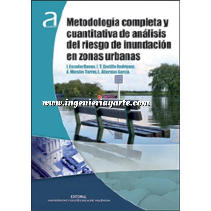 Imagen Hidráulica Metodología completa y cuantitativa de análisis del riesgo de inundación en zonas urbanas