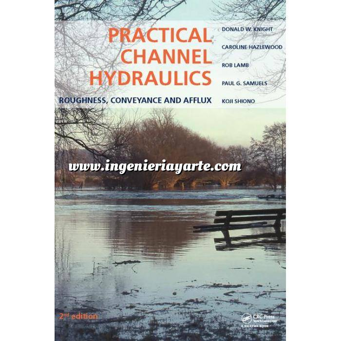 Imagen Hidráulica Practical Channel Hydraulics,Roughness,Conveyance and Afflux