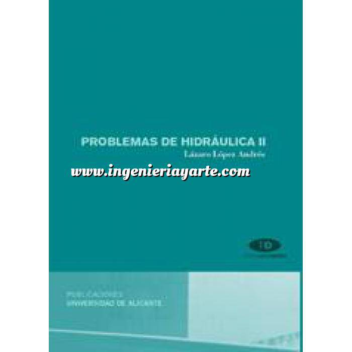 Imagen Hidráulica Problemas de Hidráulica II