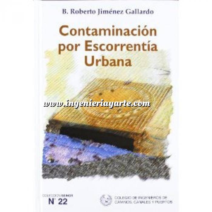 Imagen Hidrología Contaminación por escorrentia urbana